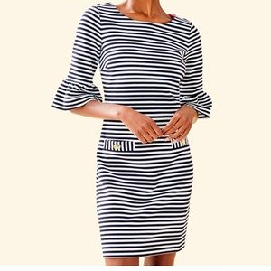 Lilly Pulitzer Alden Striped Dress